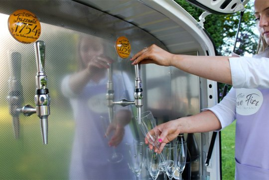 Mobile Prosecco Bar Caterham